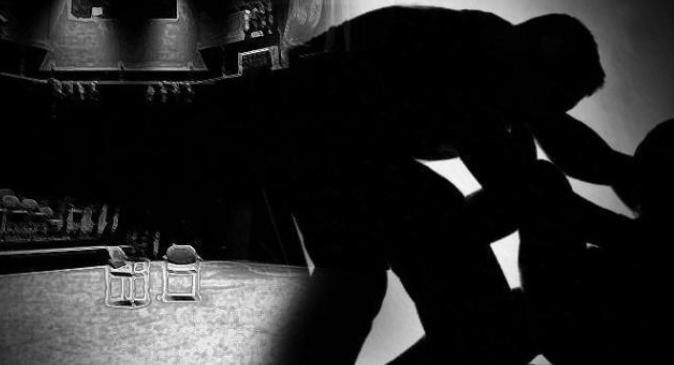 Gadis berumur enam belas tahun di perkosa enam orang pria