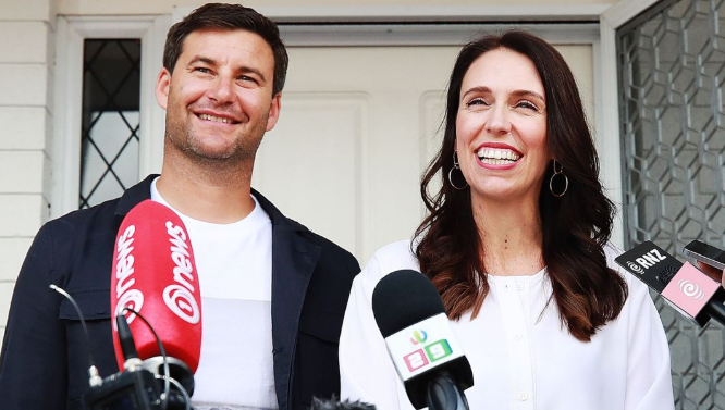 Jacinda Ardern, Perdana Menteri Selandia Baru, Lahirkan Putri Pertamanya