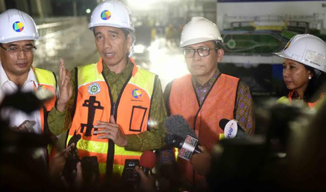 Jokowi Ingin Segerakan Pembangunan Terminal 4 Soekarno-Hatta